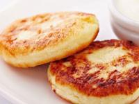 Сырники из творога на правильном питании