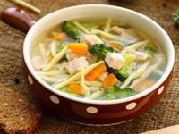 Супы на правильном питании