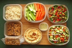 Что можно есть на обед при правильном питании