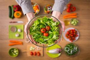 Правильное вегетарианское питание