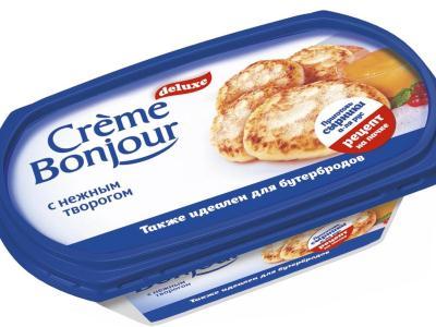 сыр «Creme Bonjour»