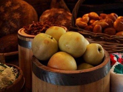 рецепт консервирования в соломе и ржаном рассоле