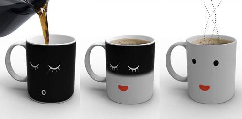 Чашка-хамелеон