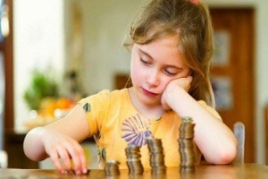 Прожиточный минимум на ребенка
