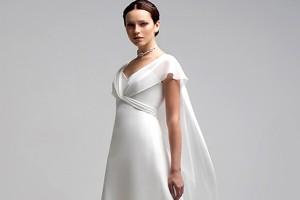 Свадебные платья ампир