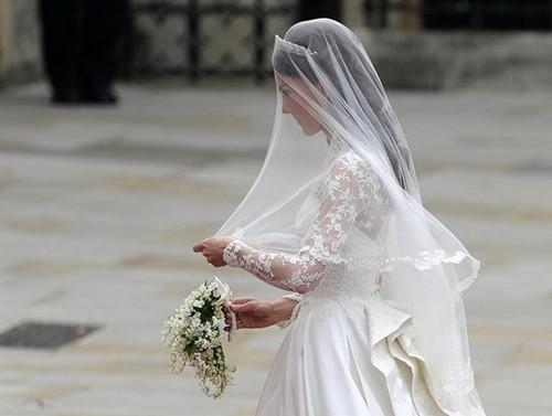 Свадебное платье Кей мидлтон