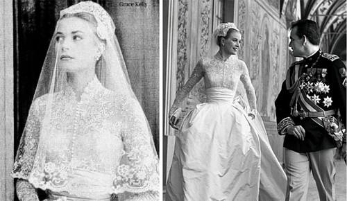 Свадебное платье Grace Kelly
