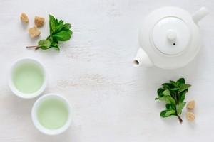 Диета гейши на рисе и зеленом чае