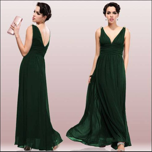 Ампир платье