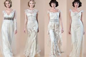 Ретро платье на свадьбу