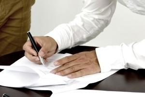 доверенность на «Деловые линии» на получение груза