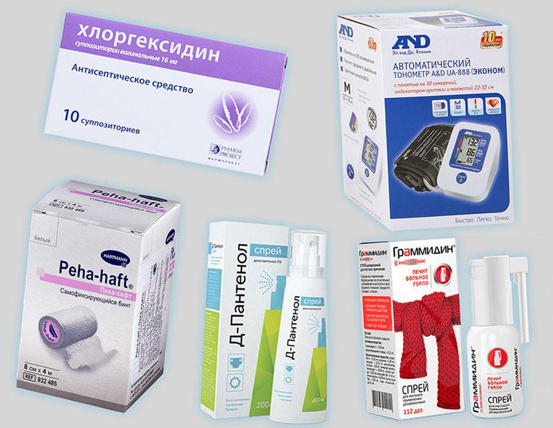 Какими лекарствами стоит запастись