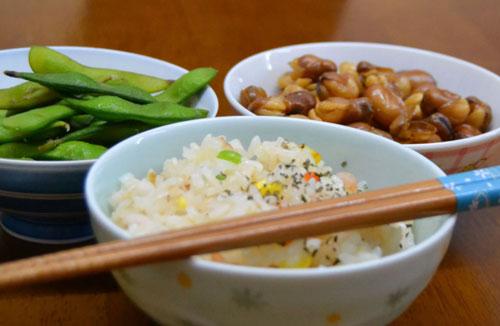 Японская диета очень популярна