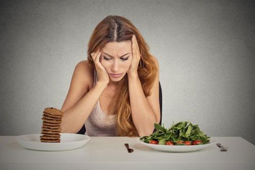 При диете необходимо помнить о серьезной нагрузке и стрессе для организма