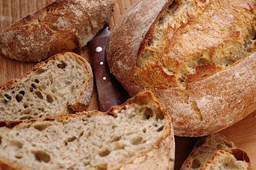 Хлеб из белой муки в списке запрещенных