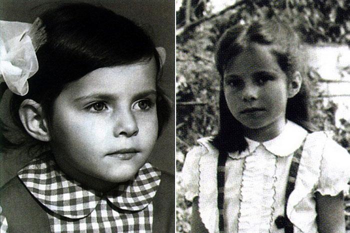 Детские фото Гусевой