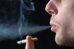 Какой размер штрафа за курение в общественном месте