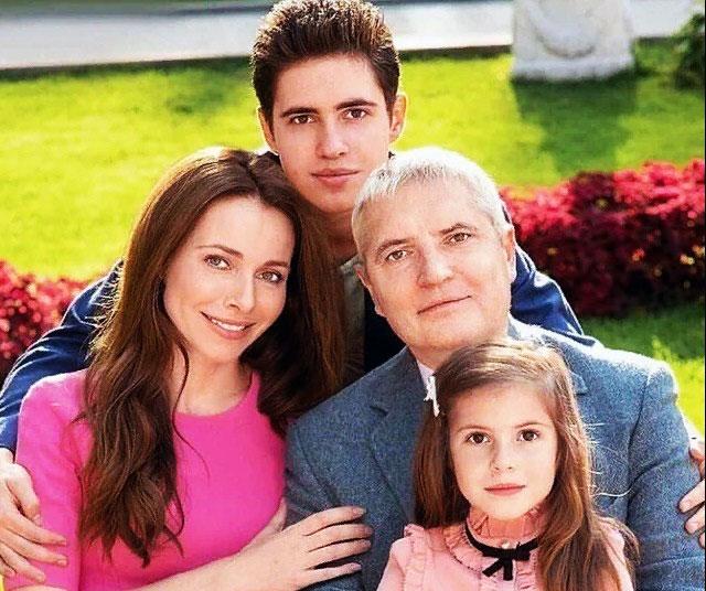 Семья Гусевой