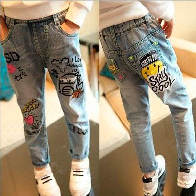 джинсы-девочкам1