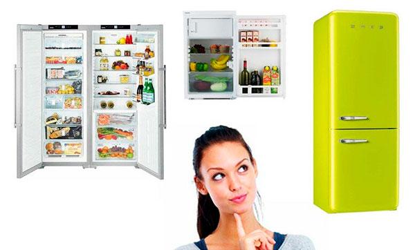 Холодильник для одного человека