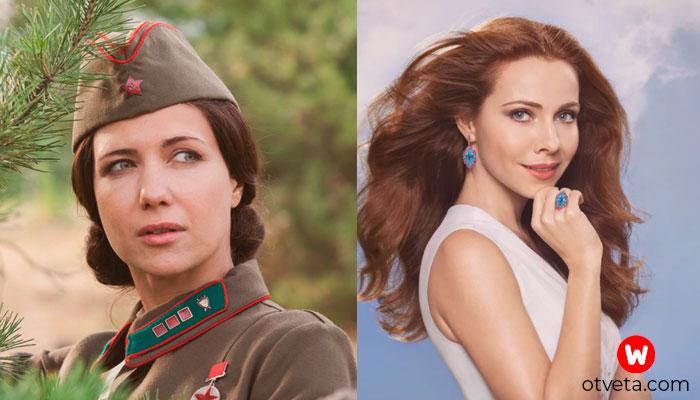 10 самых красивых актрис России