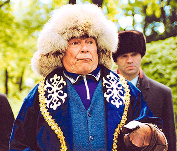 """В ленте """"Брежнев"""", 2005 год"""