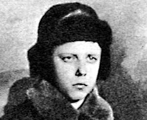 Толя Папанов в детстве