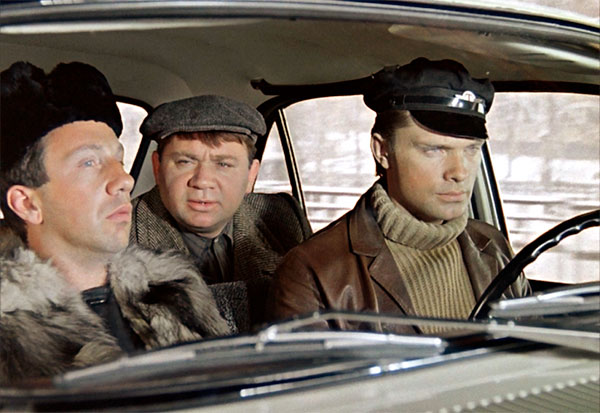 """Доцент"" в ""Джентльменах удачи"", 1971 год"
