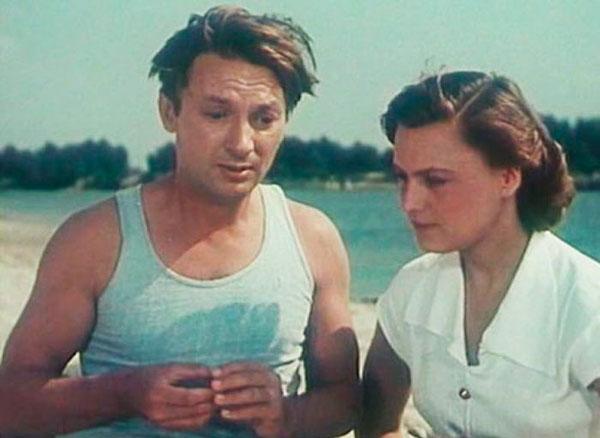 """Костя """"Она вас любит"""", 1956 год"""