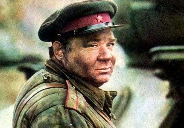 """Кравцов в драме """"Под каменным небом"""", 1974 год"""