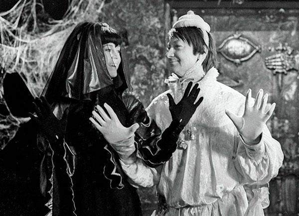 """В образе Сахара с Джейн Фондой в """"Синей птице"""", 1976 год"""