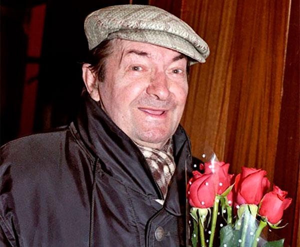 Народным артистом СССР в пожилом возрасте
