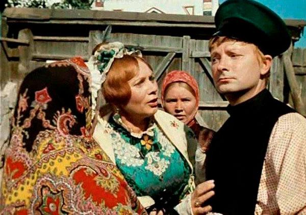 """Вицин создал образ молоденького Миши в """"Женитьбе Бальзаминова"""", 1964 год"""
