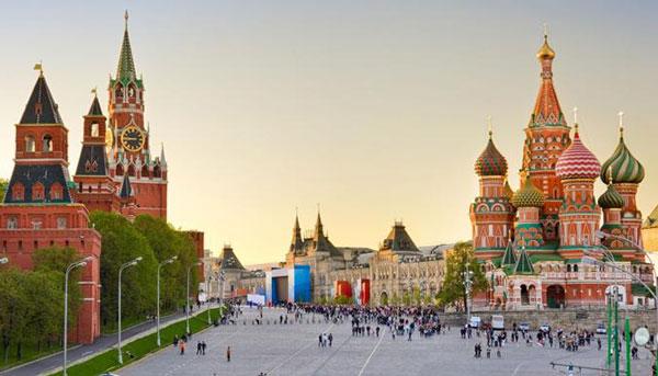 Красная площадь столицы