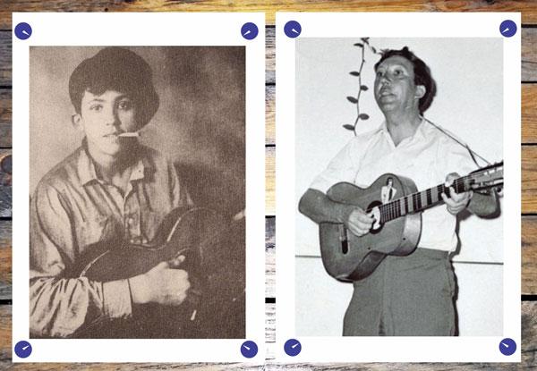 Никулин пел под гитару