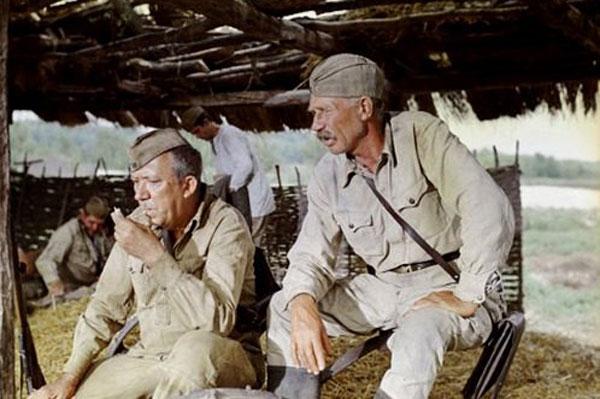 """Рядовой Некрасов """"Они сражались за Родину"""", 1975 год"""