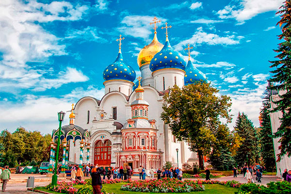 Сергиев Посад. Успенский собор