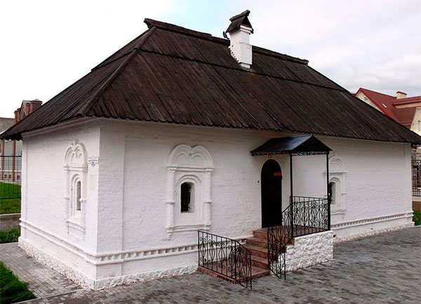 Щудровская палатка 17 столетия