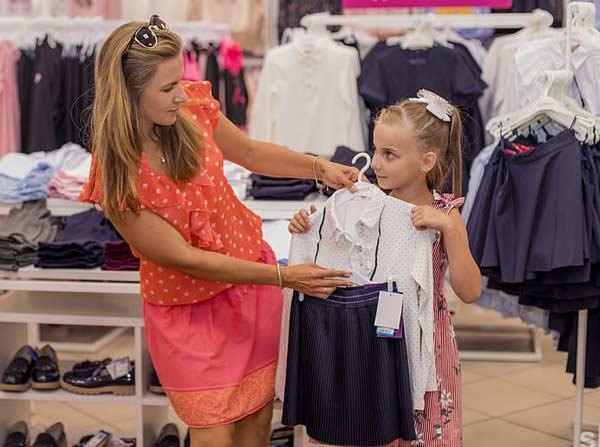 Одежда должна нравиться ребенку