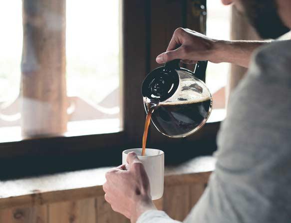 Лучше отказаться от кофе, когда появляется зависимость