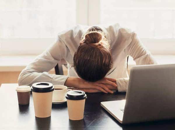 Вредный кофе вызывает усталость